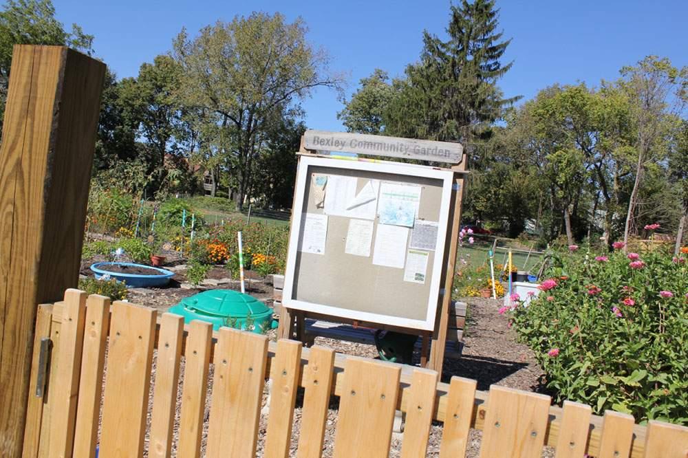 Slideshow Bexley Community Garden