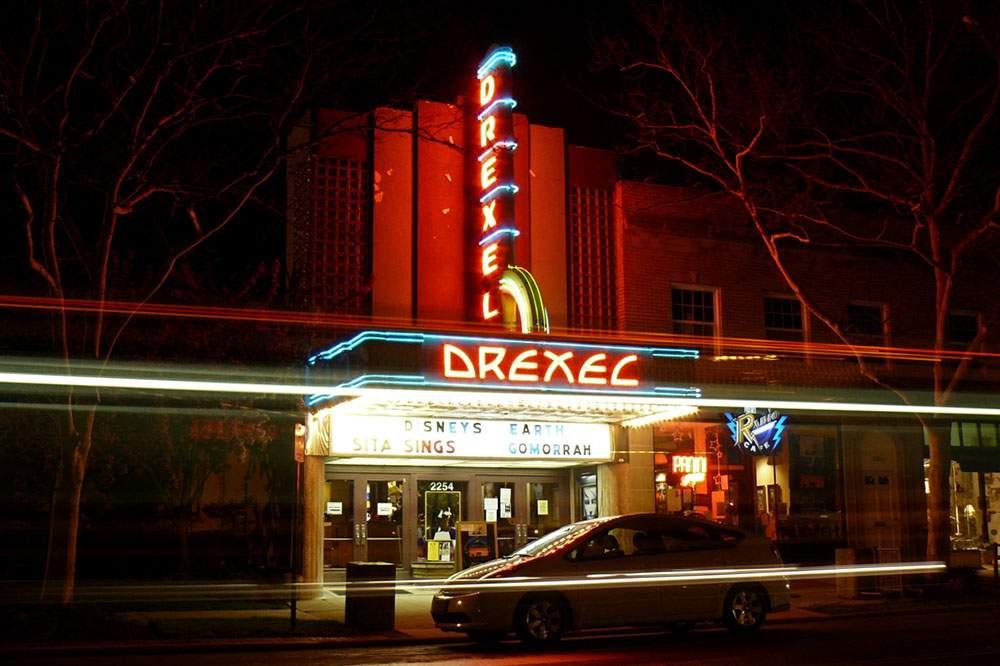 Slideshow Drexel Theatre in Bexley
