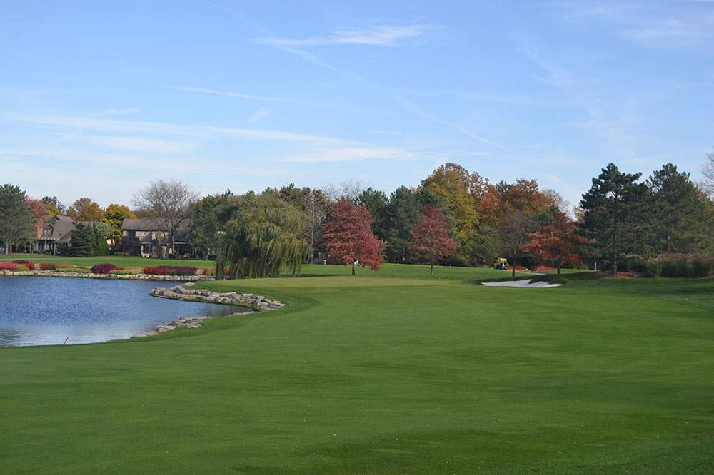 Muirfield Country Club Green