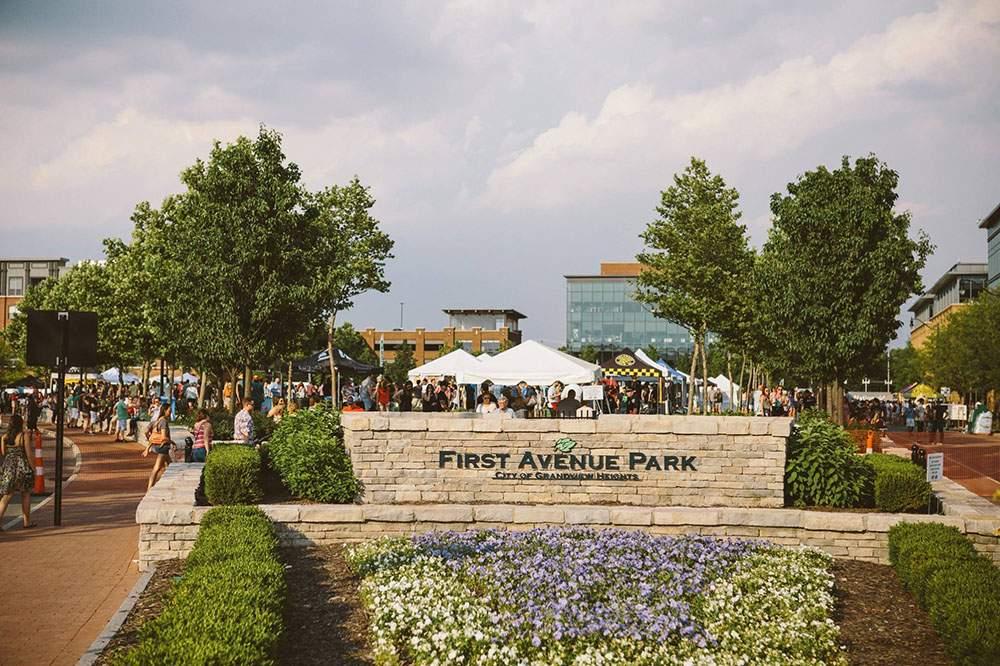 First-Avenue-Park-event