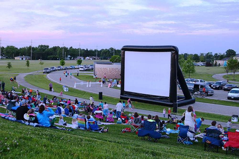 Fryer Park Summer Movies