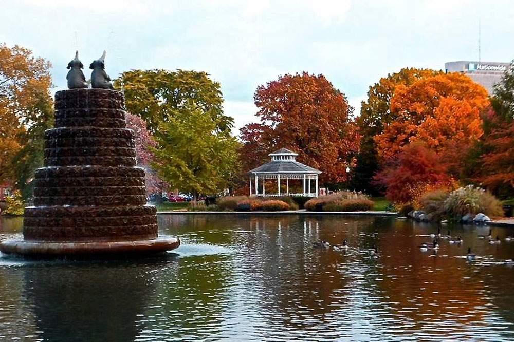 Goodale Park Fall